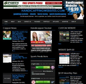 free handicapping website how to build a free handicapping website
